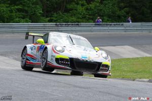 """Steve Smith"" – Porsche 911 GT3 Cup MR – Manthey Racing : abandon"