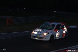 Nicolas Abril – Renault Clio Cup – Schlaug Motorsport : abandon