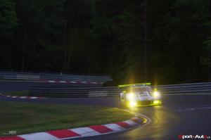 Patrick Pilet – Porsche 911 GT3 R – Manthey Racing : abandon
