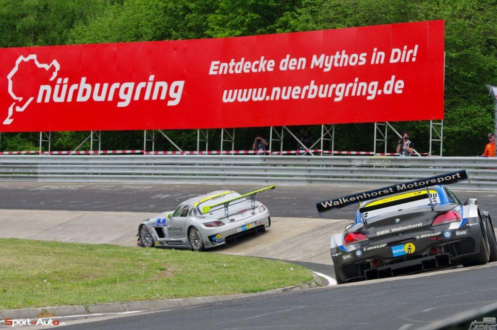 """24H Nürburgring - Un plateau très relevé à l'attaque de """"l'Enfer Vert"""""""