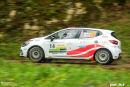 Renault Clio R3T Alps Trophy : trois équipages au départ Rallye du Chablais
