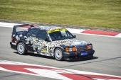 ADAC 24h Classic – Mercedes-AMG DTM-Fahrer Daniel Juncadella startet im EVO II in der Youngtimer Trophy