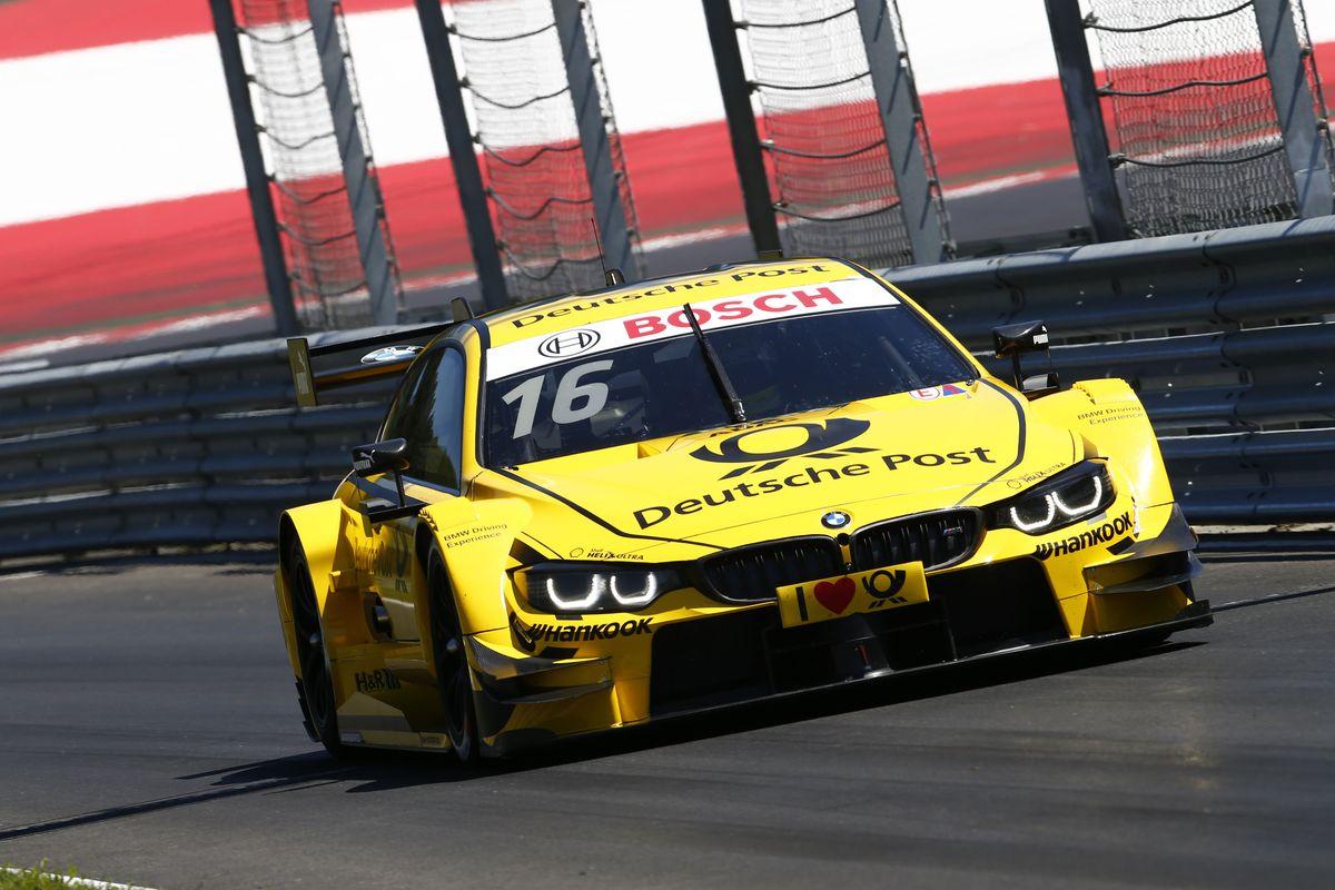 DTM - Timo Glock l'emporte, course à oublier pour Nico Müller et Edoardo Mortara