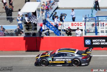 DTM – Paul Di Resta domine la course dominicale