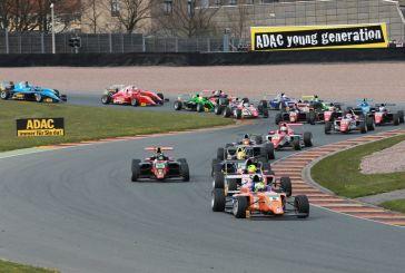 ADAC Formel 4 – Top 15 für Fabio Scherer und Ricardo Feller in Sachsenring