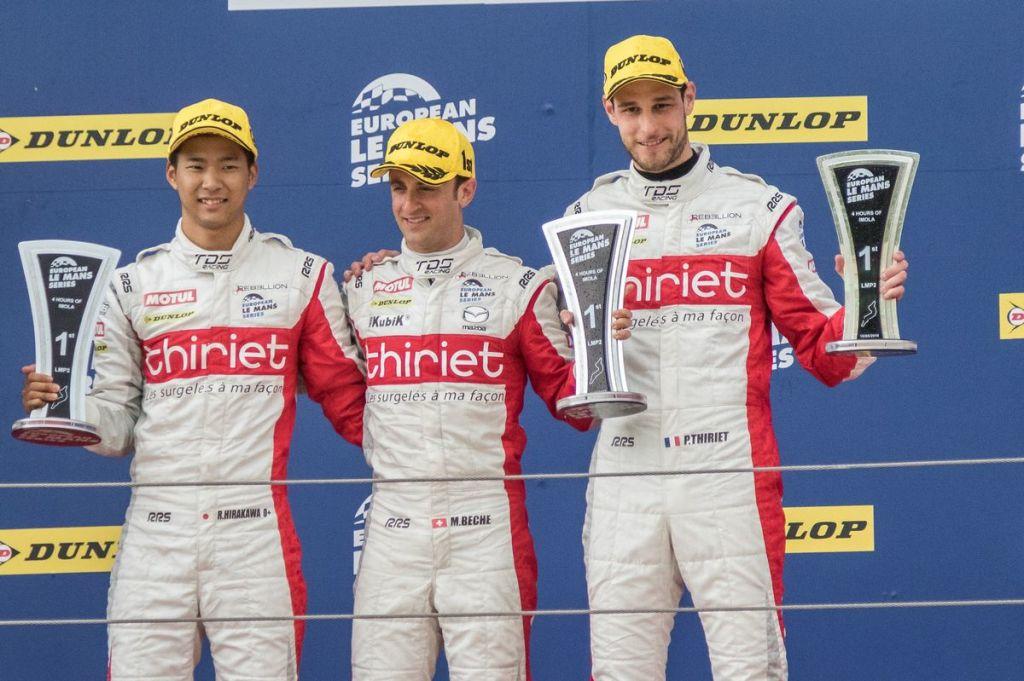 ELMS - Mathias Beche et le Thiriet by TDS Racing remportent les 6 heures d'Imola