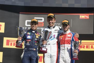 GP3 Jenzer Motorsport – Ausgezeichneter Start für Tunjo mit Podium!