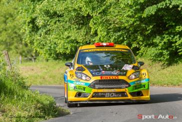 Rallye du Chablais : Copie parfaite pour Sébastien Carron !