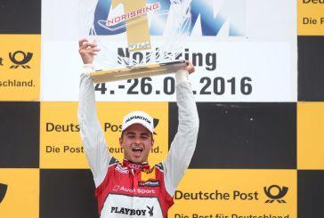 DTM – Nico Müller remporte sa première victoire