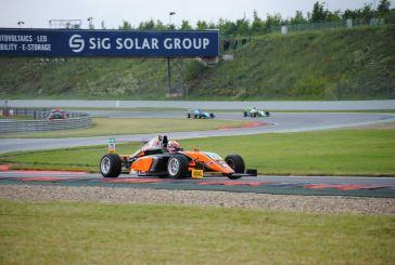 Moritz Müller-Crepon: 4. Rennwochenende der ADAC Formel 4 in Oschersleben