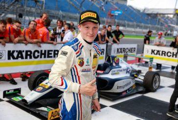 Rookie Scherer gewinnt zum Abschluss des Motorsport Festivals auf dem Lausitzring