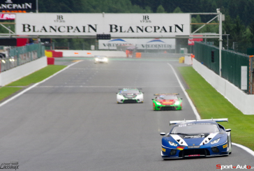 Review of season: Patric Niederhauser's first year as an official Lamborghini GT3 junior