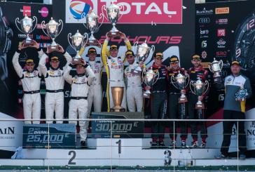 Total 24h of Spa – Nico Müller troisième d'un final haletant, Patrick Pilet et le Kessel Racing remportent leur catégorie