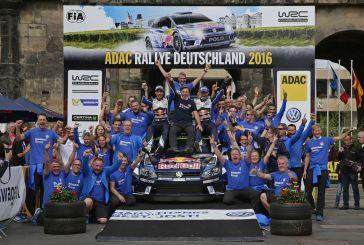 WRC – Sébastien Ogier roi de Panzerplatte