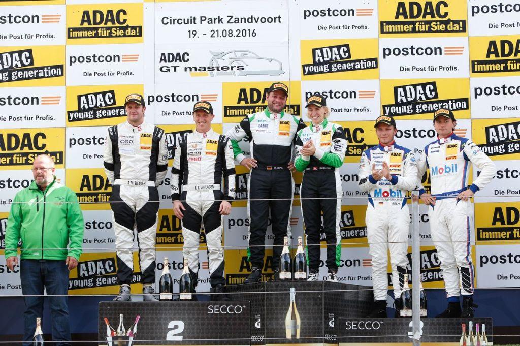 Motorsports / ADAC GT Masters, 6. Event 2016, Zandvoort, GER