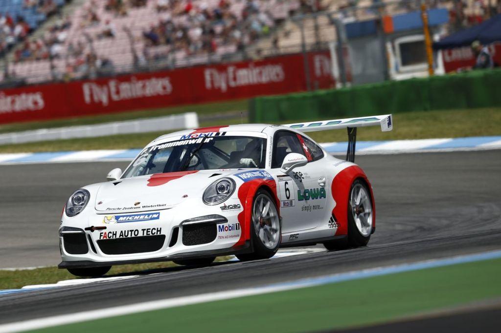 Porsche Mobil 1 Supercup Hockenheim 2016