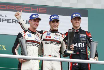 Porsche Supercup – Podium für Jeffrey Schmidt in Hockenheim