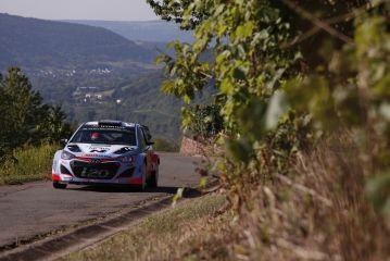 Hyundai Motorsport peilt Podestplatz bei Heimspiel an