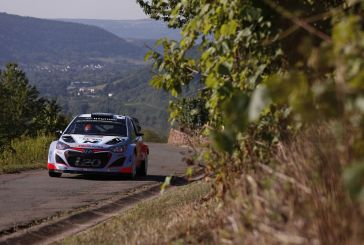 Hyundai Motorsport heads home in search of podium at Rallye Deutschland