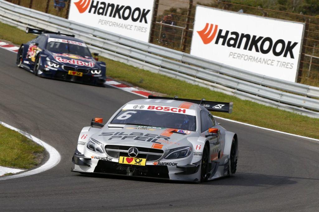 Motorsports: DTM race Zandvoort