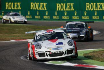 Philipp Frommenwiler erkämpft sich Top-10-Platzierung in Monza