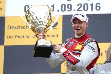 DTM – Edoardo Mortara remporte sa troisième victoire en 2016