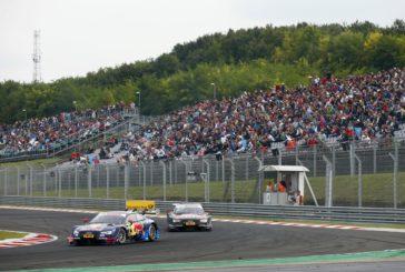 DTM – Matthias Ekström s'impose à Budapest, statu quo au championnat