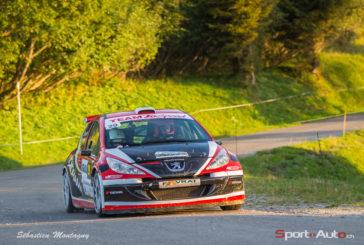 Rallye du Mont-Blanc 2016 – Les photos Sport-Auto.ch