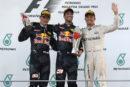 F1 – Ricciardo remporte le Grand-Prix de Malaisie – Abandon pour Romain Grosjean