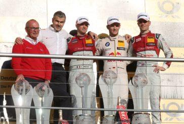 DTM – Edoardo Mortara s'impose mais manque le titre pour un Drive Throught
