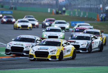 Audi Sport TT Cup: Joonas Lappalainen holt Titel