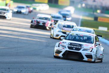 ADAC TCR Germany – Ronny Jost conclu la saison par un podium