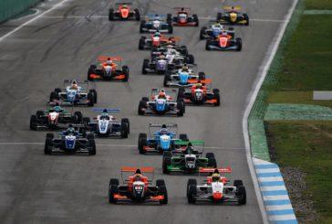 Formula Renault 2.0 NEC – Fenestraz glänzt im Regen