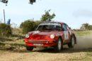 Sardaigne Historic Rally, première !