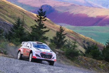 Podium target for Hyundai Motorsport in Wales Rally GB
