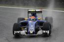 """F1- GP du Brésil : Des points """"magiques"""" pour l'écurie suisse Sauber – Hamilton traverse les trombes d'eau sans suer…"""