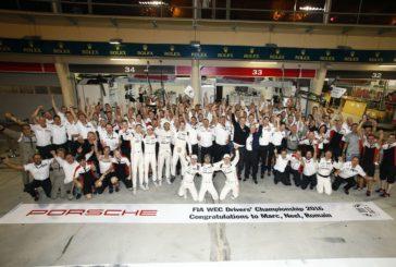 Die Le-Mans-Sieger sind die neuen Weltmeister