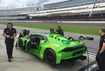 Grasser Racing Team mit zwei Autos bei den 24 Stunden von Daytona