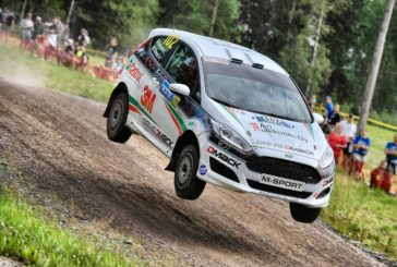 M-Sport returns to FIA Junior World Rally Championship in association with Dmack