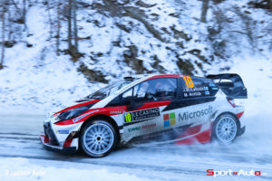 Jari-Matti Latvala - débuts réussis pour la Toyota Yaris WRC