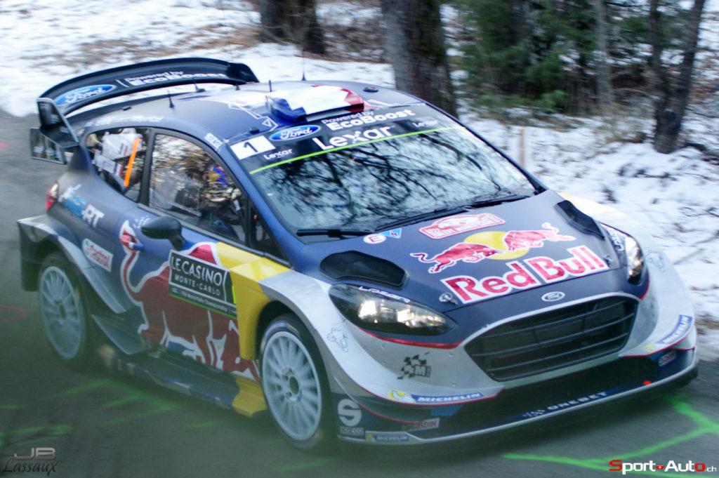 WRC – Rallye Monte Carlo  – Sébastien Ogier ouvre la saison devant un surprenant Andreas Mikkelsen