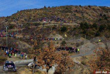 WRC – M-Sport win Rallye Monte-Carlo
