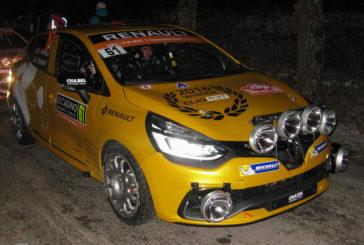 Rallye Monte Carlo : Cédric Althaus : « objectif podium WRC3  » (vidéo)