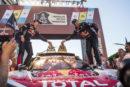 Dakar 2017 – Stéphane Peterhansel remporte sa 13e victoire ! triplé des Peugeot 3008DKR