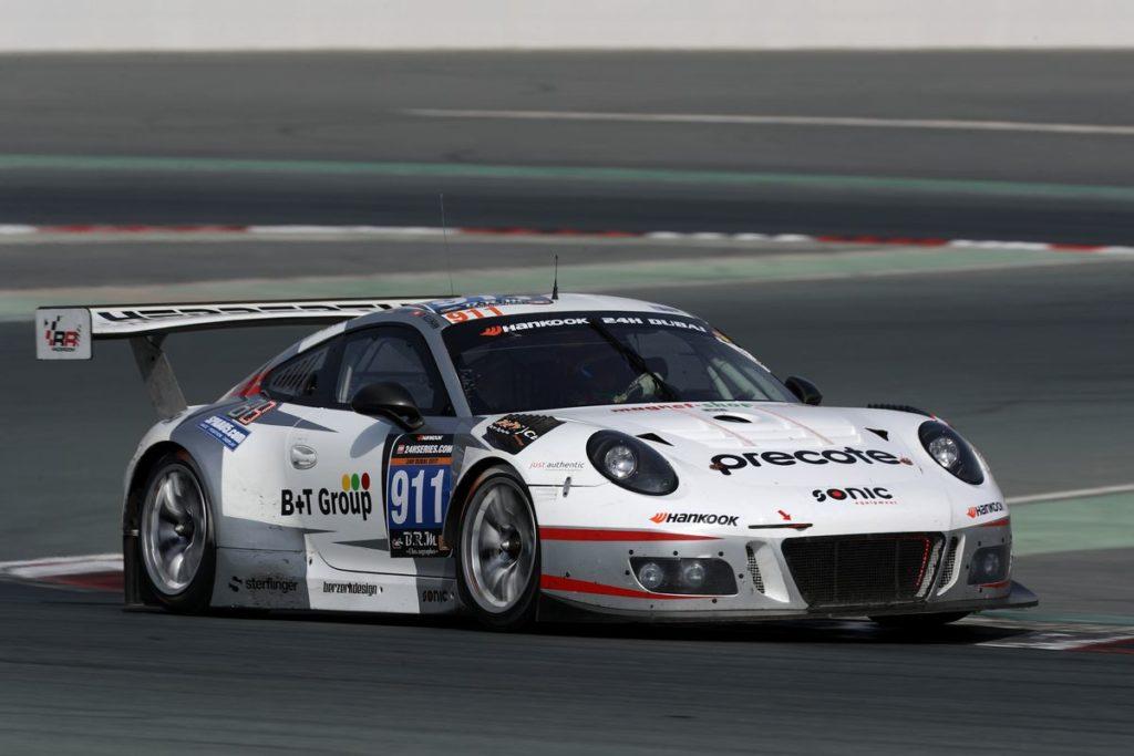 Daniel Allemann et le Herberth Motorsport remportent les 24h de Dubai, Hofor Racing s'impose en A6am