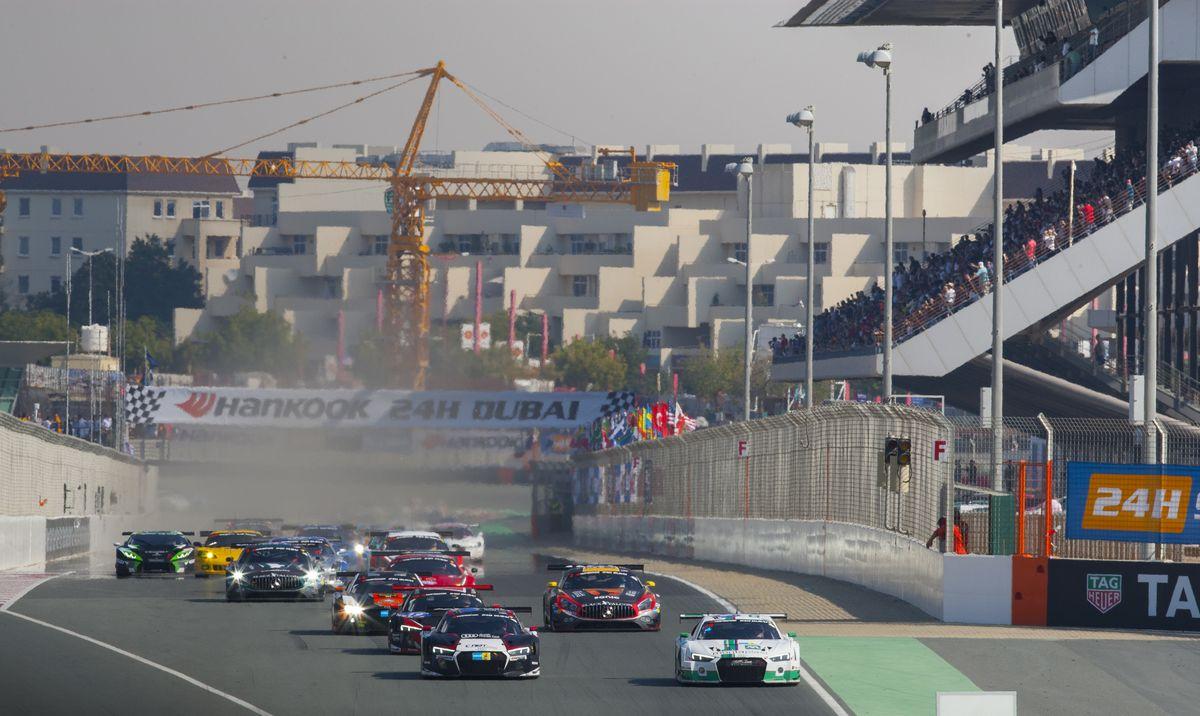 La saison 2017 débute aux Hankook 24H Dubai pour de nombreux Suisses