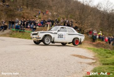 Rallye du Pays du Gier VHC : victoire de Bérard