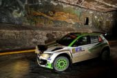 Tidemand extends his lead in the Škoda Fabia R5