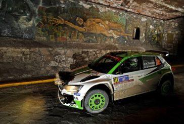 Tidemand extends his lead in the Škoda Fabia R5
