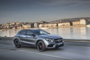 PTD_Mercedes_Benz_Compact_Cars_Hungary_2017, Mercedes-AMG GLA45 4MATIC